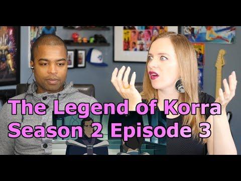 The Legend of Korra Season 2 Episode 3