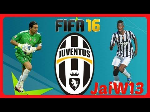 Creating A Dynasty - FIFA 16 Juventus Career #1