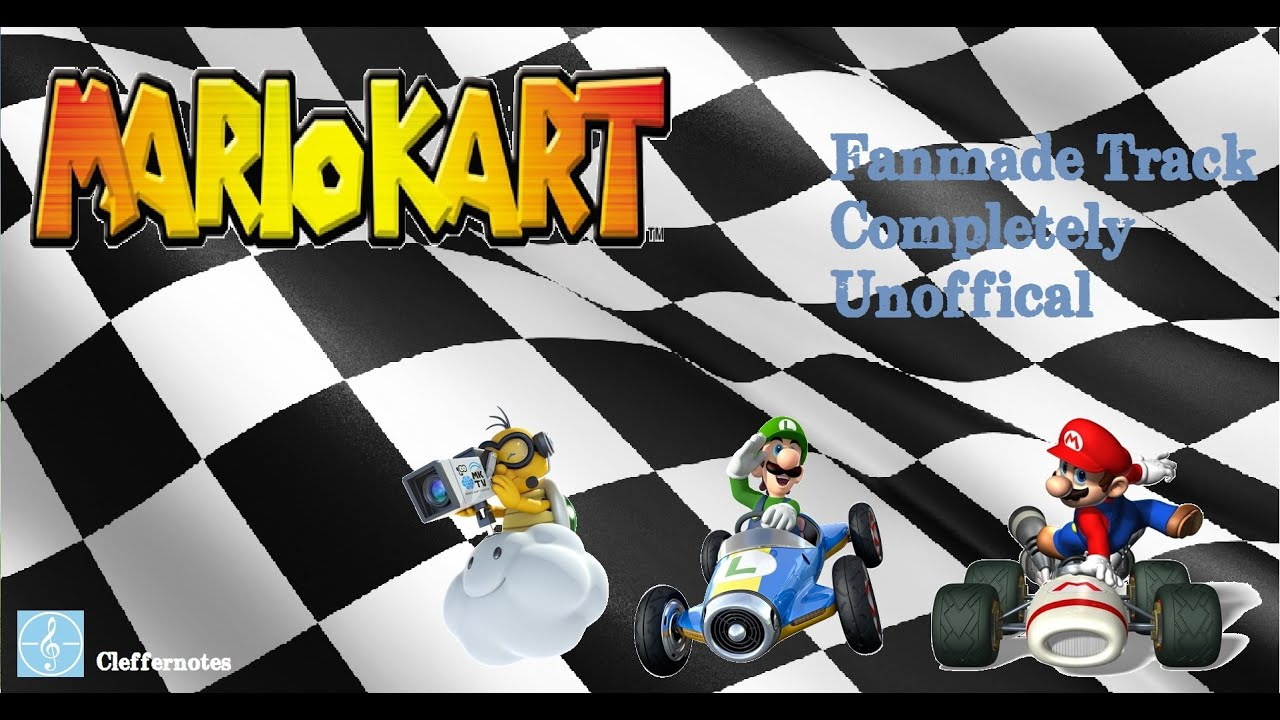 Mario Kart 8 Soundtrack