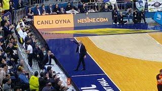 Gambar cover Uzun zaman sonra oyuncu isimlerine yapılan tezahüratlar, Obradovice sözleşme isteği ve keyifli anlar