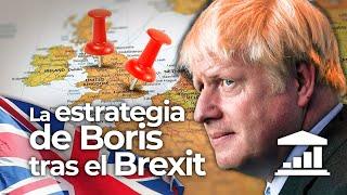 El plan (no tan) secreto de JOHNSON después del BREXIT – VisualPolitik