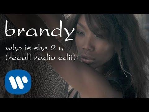 Смотреть клип Brandy - Who Is She 2 U