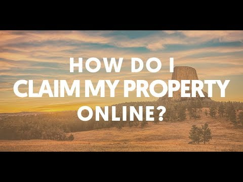 Unclaimed Property Guide: Claiming Property Online