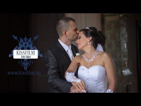 Nóra és István esküvője Nyíregyházán a Tüskevárban