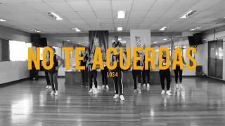 Latination - No te Acuerdas