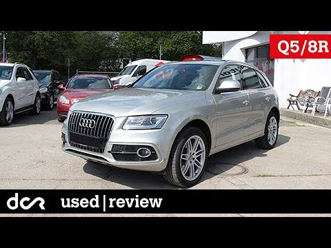 Buying a used Audi Q5 - 2008-2017, Buying advice with Common Issues