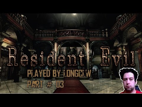 Resident Evil HD Remastered #3 - Ab in die Gruft [BLIND] [GER]