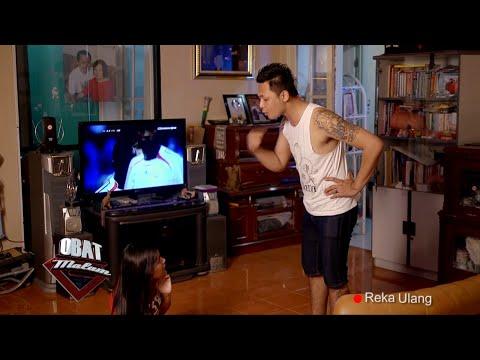 Obat Malam - Tega Siksa Istri Demi Judi Bola (Rudi Wijaya) - 동영상