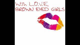 브라운 아이드 걸스 & 조PD - Love Action (Audio)