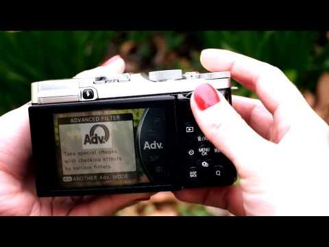Get creative with the Fuji XA2