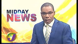 TVJ Midday News: Constable in St. James Behind Bars - August 7 2019