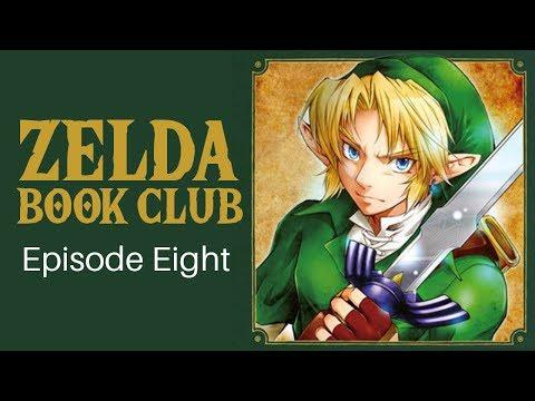 Zelda Book Club - Episode 8