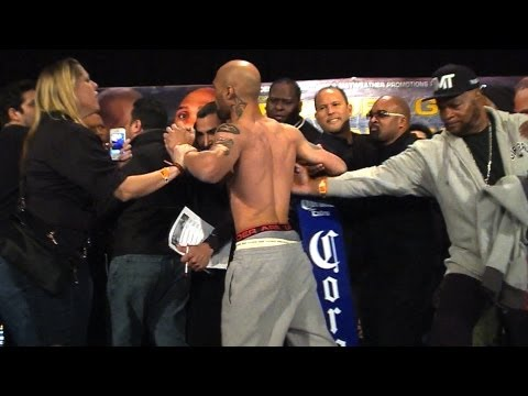 Showtime Boxing - Bundrage vs. Smith & Love vs. Findley - Weigh In - SHOWTIME
