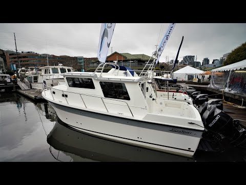 Seasport 30 Offshore Monster ! (Twin 350 Suzuki)