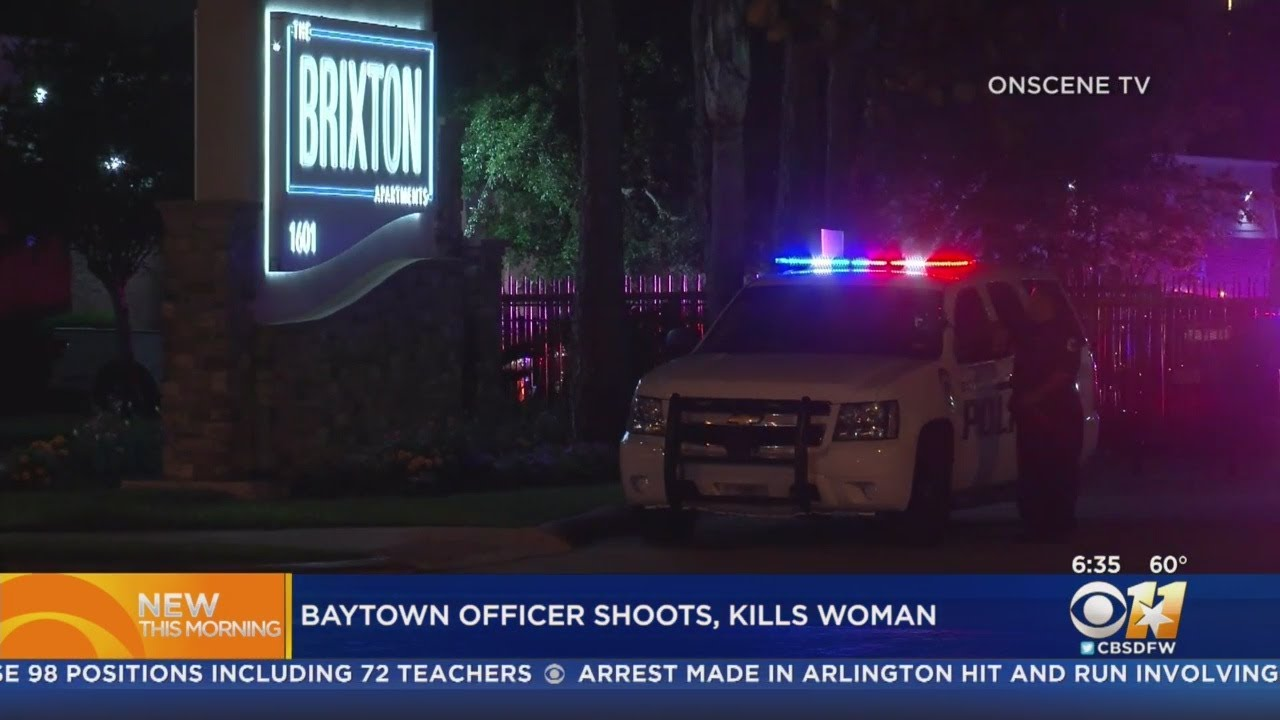 Woman Claiming To Be Pregnant Shot And Killed By Police In Texas