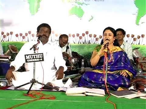 அருமையான கோழி பாட்டு sing by Pushpavanam kuppusamy with Anitha Kuppusamy