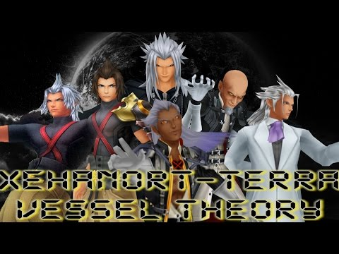Xehanort is still using Terra's Body?