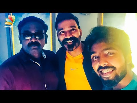 CLASH OVER After 8 Years : Dhanush & GV Prakash Vasantha Balan