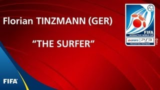 """Florian Tinzmann (GER) - """"The Surfer"""""""