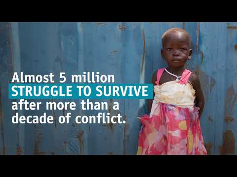 Suffering in Silence: The 10 most under-reported humanitarian crises of 2017