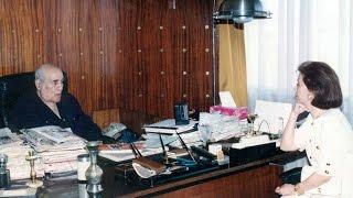 عندما كتب مصطفى أمين : لا تتزوج فاتن حمامة