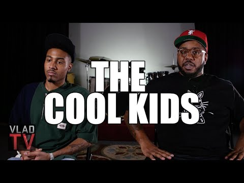 The Cool Kids on Meeting on Myspace, Regretting Not Signing w/ Diplo & A-Trak (Part 1)