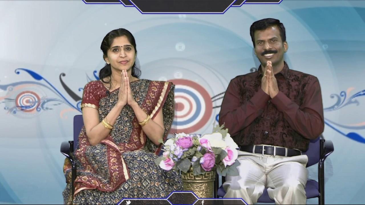 """I Support Jallikattu"" Concluding remarks by Hosts Gomathy and Deni"