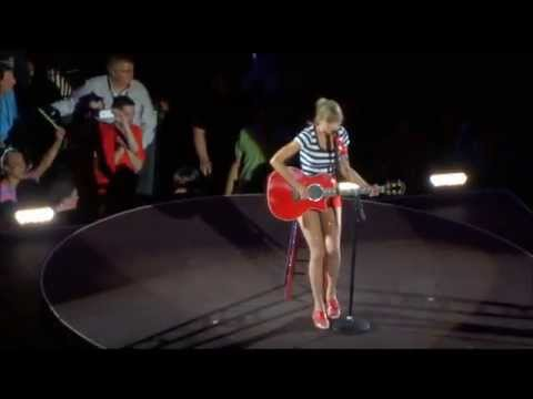 Taylor Swift - Long Live (Live in Vancouver - RED Tour)