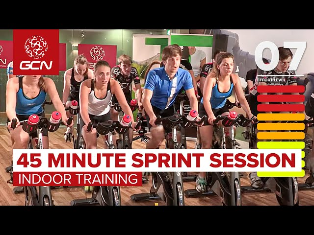 Resultado de imagem para 45 Minute Cycle Training Workout - Sprint Training
