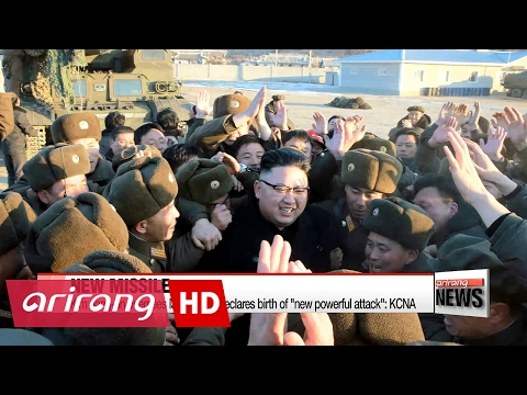 North Korea says new ballistic missile test was successful