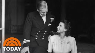 Prince Philip And Queen Elizabeth: A 70-year Love Affair | TODAY
