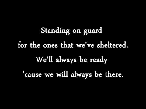3 Doors Down - Citizen Soldier lyrics (on screen) HQ