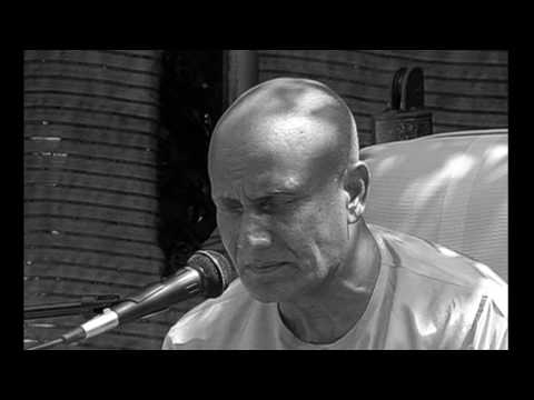 Sri Chinmoy: Samadhi Demonstration