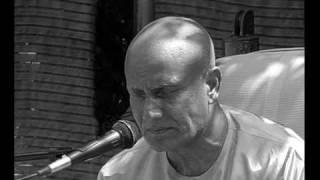 Sri Chinmoy: Samadhi Demonstration