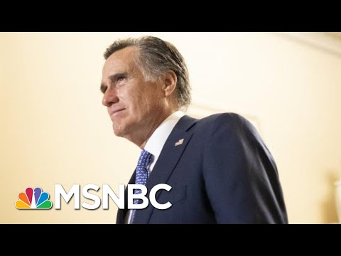 Mitt Romney: We Need To See The Trump Whistleblower Complaint   The 11th Hour   MSNBC