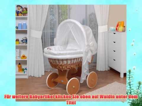 Waldin stubenwagen xxl bollerwagen farben wahlbar youtube
