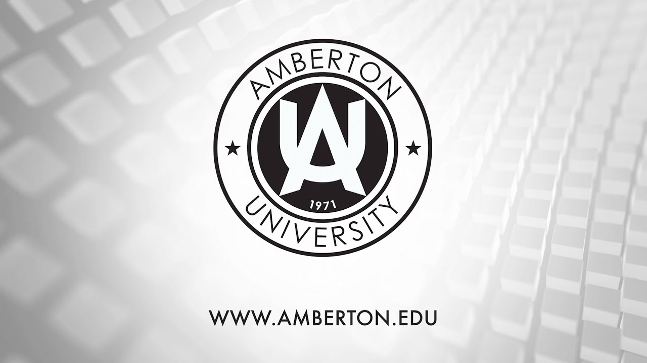 Amberton University: Find Your Purpose - YouTube