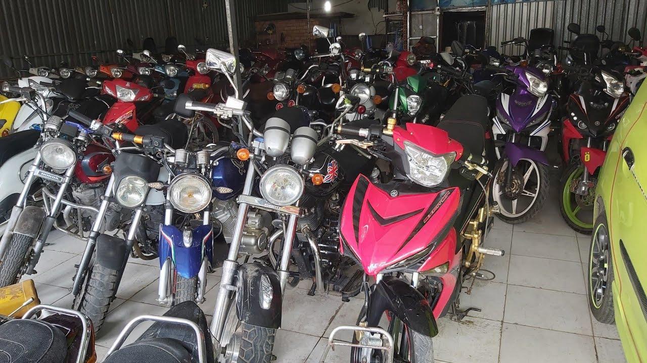 Đi Săn Xe 67 Và Nhiều Moto Độc Lạ Tại Bình Dương Giá Công Nhân Ai Cũng Mua Được | Ngố Nguyễn