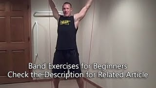 Top 10 Easy to Implement Band Exercises for Beginners