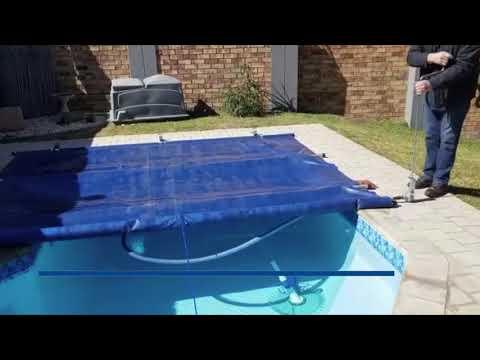 The Aqua-Net Cover Winder