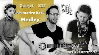 90s Alternative Rock & Pop Classics (Acoustic Medley by Junik)