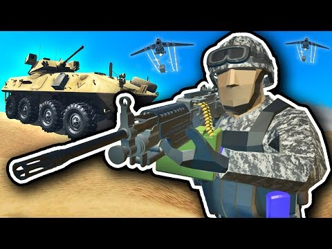 Is This Ravenfield WW3 Map The BEST MAP EVER?! (yes) | Ravenfield Mods Gameplay