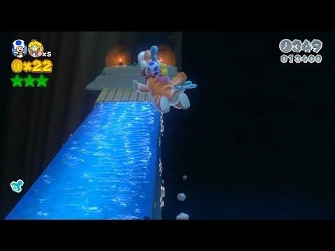 Scoops - Super Mario 3D World: Glasstastic Sea Hunt 9