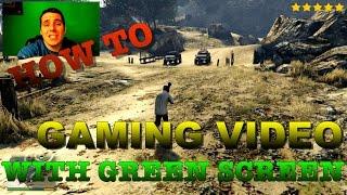 Video Sreen Green