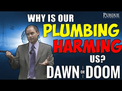 Why is our Plumbing Harming us? - Andy Whelton
