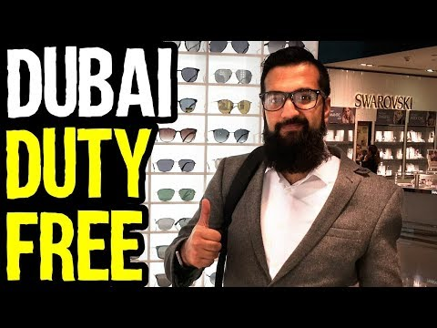 Dubai Duty Free is NOT A SCAM | Dubai Duty Free Review | Azad Chaiwala Show
