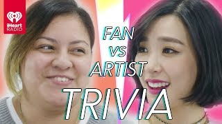 Tiffany Young Takes On Her Biggest Fan | Fan Vs. Artist