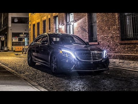 The Mercedes-AMG S63 Is The Best Car I Can't Afford