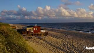Unsere WoMo-Reise in den Norden Juni 2016 - Teil 3 Sylt