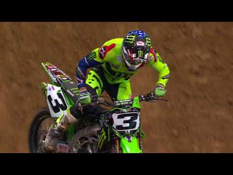 2018 450SX highlights from St. Louis